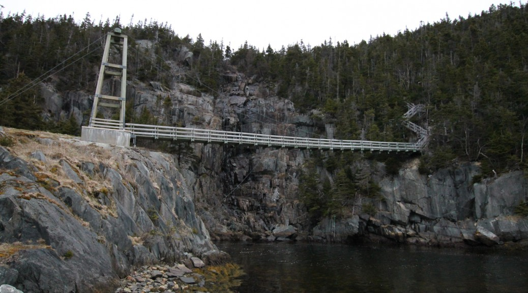 Gallery images and information: newfoundland map